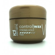 Id Hair Mini Travelsize Elements Gold Control Wax Strong Hold 15 ml.