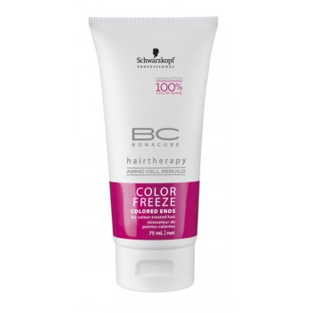 BC Bonacure Color Freeze Colored Ends 75ml