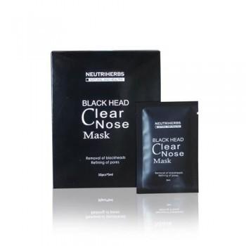 Neutriherbs Black Mask - 10 stk ansigtsmasker
