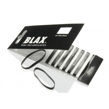 BLAX Snagfree Hår elastik 4 mm Sort