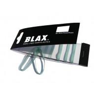 BLAX Snagfree Hår elastik 4 mm Aqua / Ocean (nyhed fra Blax)