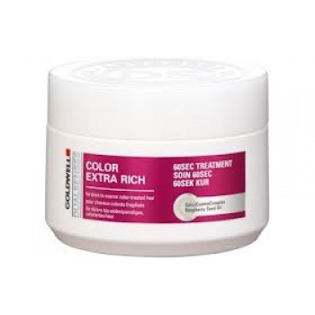 Goldwell Dualsenses Color Extra Rich Treatment 60 sec 200 ml.