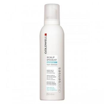Goldwell DualSenses Scalp Specialist Sensitiv Foam Shampoo 250 ml.