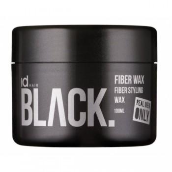 id Hair Hår voks Black Fibre Wax 100ml