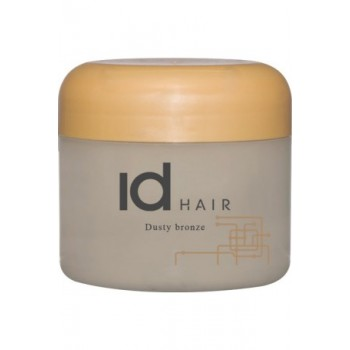 Id Hair hår voks Dusty Bronze 100 ml.
