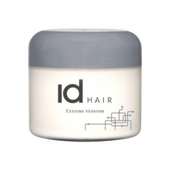 Id Hair hår voks Extreme Titanium 100 ml.