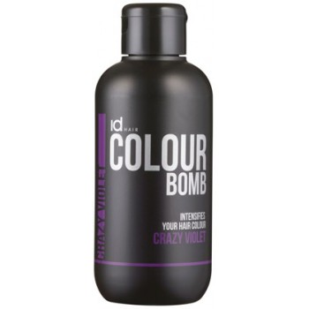 ID Hair Colour Bombe Crazy Violet 250 ml.
