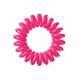 Premium Hårelastik Pink - 3 stk
