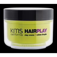 Kms California HairPlay Clay Creme 125 ml.