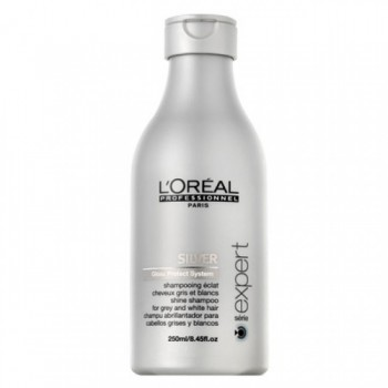 Loreal silver shampoo Serie Expert Silver Shampoo 250 ml.