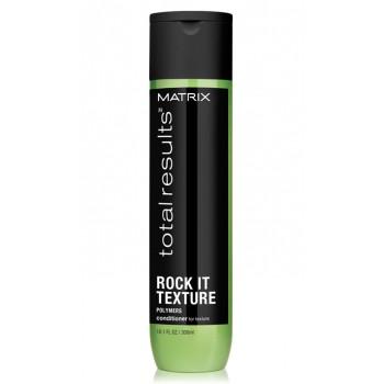 Matrix Total Results Texture Games Conditioner 300 ml