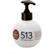 Revlon Farvebombe Nutri Color Creme 513 Deep Chestnut 250 ml.