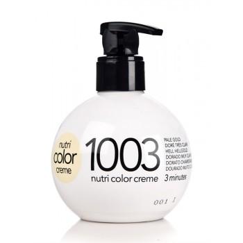 Revlon Farvebombe Nutri Color Creme 1003 Pale Gold 250 ml.