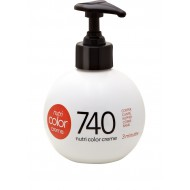 Revlon Farvebombe Nutri Color Creme 740 Copper 250 ml.