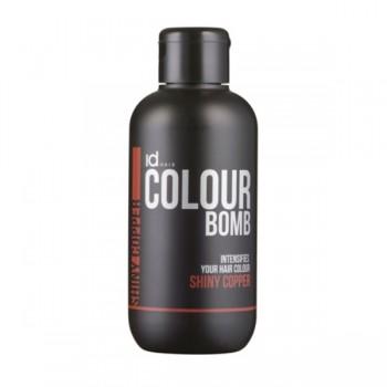 ID Hair Colour Bombe Shiny Copper 250 ml.