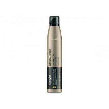 Lakme K.style Natural Boost Flex. Mousse 300 ml.