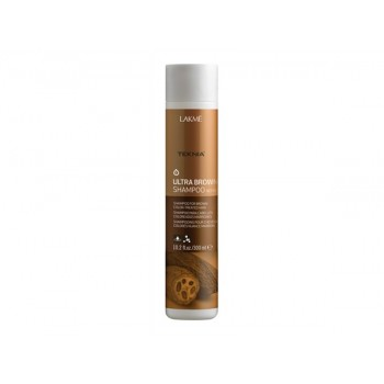 Lakme teknia Ultra Brown Shampoo Refresh 300 ml.