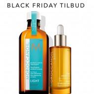 MOROCCANOIL® Black Friday Treatment LIGHT 100 ml + Pure Argan oil 50 ml GRATIS FRAGT