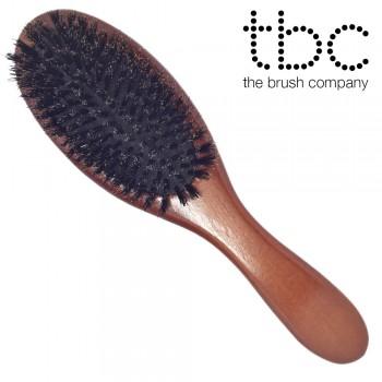 TBC® Hårbørste med vildsvinehår - Boar Bristle Classic