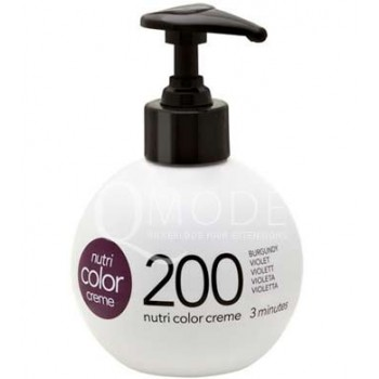 Revlon Farvebombe Nutri Color Creme 200 Burgundy 250 ml.