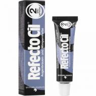 RefectoCil Nr. 2 (Blåsort)  øjenbrynsfarve 15 g.