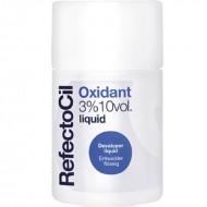 RefectoCil Oxidant 3 pct. Developer Liquid 100 ml.