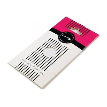 LYXO Color Box Transparent 10 stk. pakke