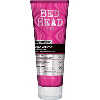 Tigi Bed Head StyleShots Epic Volume Conditioner 200 ml.