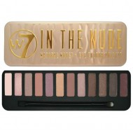 W7 In The Nude øjenskygge palette