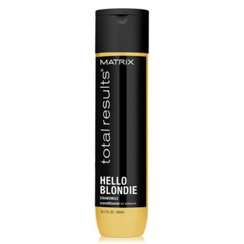 Matrix Total Results Blonde Care weightless conditioner