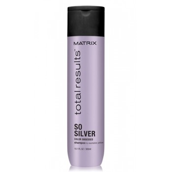 Matrix silver shampoo Total Results color care So Silver Shampoo 300 ml