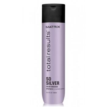Matrix silver shampoo Total Results color care So Silver Shampoo 300 ml