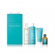 MOROCCANOIL®  Christmas Box Hydration 399.- SPAR 197.- GRATIS FRAGT