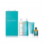 MOROCCANOIL®  Christmas Box Nourishing Essentials 399.- SPAR 197.- GRATIS FRAGT