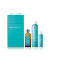 MOROCCANOIL® Christmas Box Voluminous Style  399.- SPAR 208.- GRATIS FRAGT