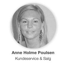 Anne Holme Poulsen