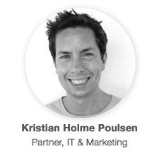 Kristian Holme Poulsen